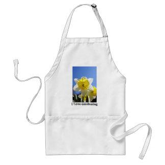 Yellow Daffodils Apron