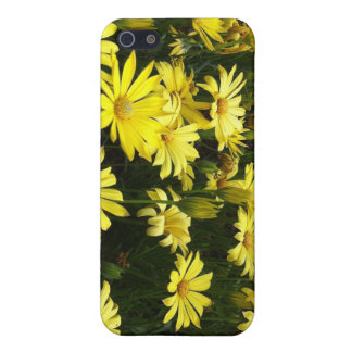 Yellow Daisies iPhone3 Speck Case iPhone 5 Cases