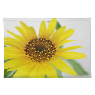 Yellow Daisy Flower Placemat