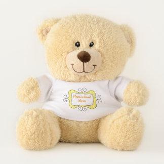 Yellow Doodle Homeschool Mom Teddy Bear