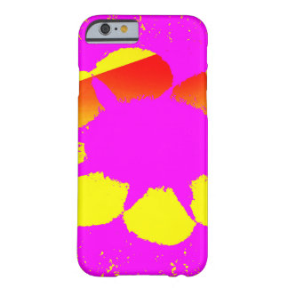 yellow flower barely there iPhone 6 case