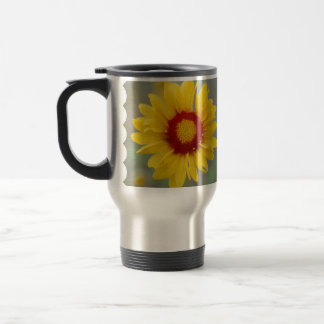 Yellow Gaillardia Coffee Mug