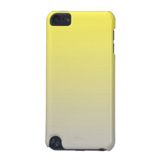 Yellow & Gray Ombre iPod Touch 5G Case