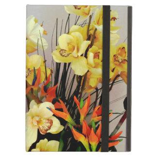 Yellow Iris Flower Arrangement iPad Air Cases
