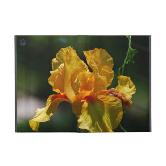 Yellow Iris iPad Mini Covers