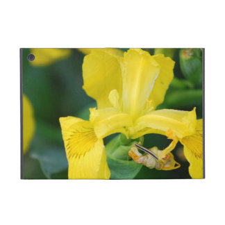 Yellow Iris Covers For iPad Mini