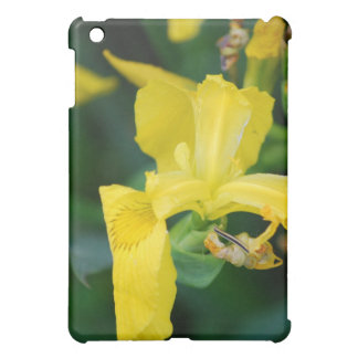 Yellow Iris  iPad Case
