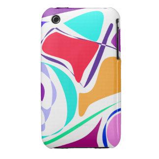 Yellow Island iPhone 3 Case