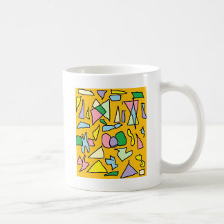 Yellow Jewel Coffee Mug
