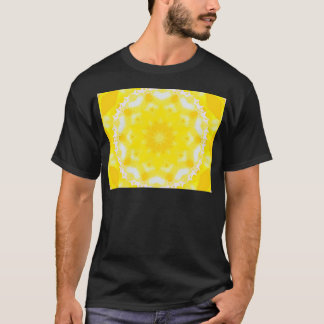 Yellow Kaleidoscope T-Shirt