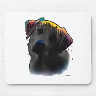 Yellow Labrador Dog Mouse Pad