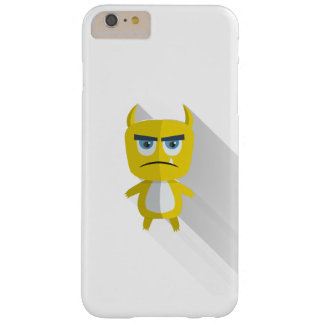 Yellow monster iPhone 6/6s case