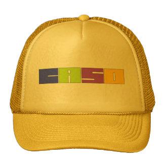 Yellow Orange Cap