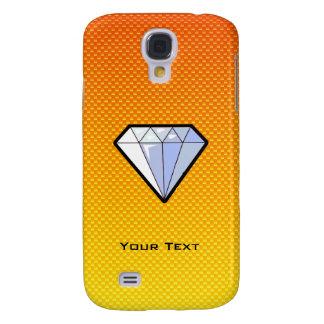 Yellow Orange Diamond HTC Vivid / Raider 4G Case