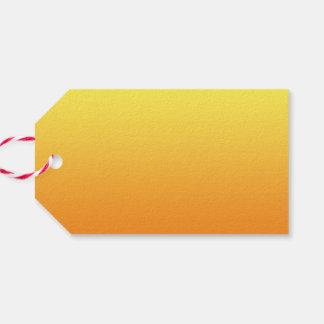 Yellow & Orange Ombre