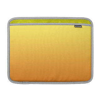 Yellow & Orange Ombre Sleeve For MacBook Air