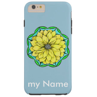 YELLOW POINSETTIA iPhone Case