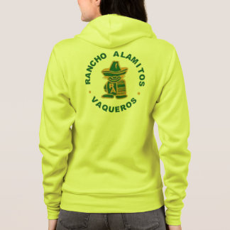 Yellow Rancho Alamitos Class of 1975 Hoodie