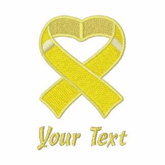 Yellow Ribbon Heart Shirt
