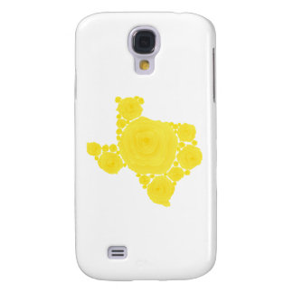 Yellow Rose of Texas Samsung Galaxy S4 Case