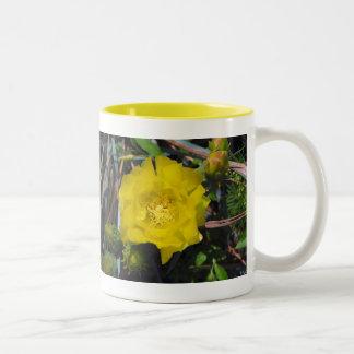 """""""Yellow Rose of Texas"""" Large Mug"""