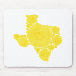Yellow Rose of Texas Mouse Pad