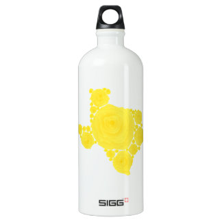 Yellow Rose of Texas SIGG Traveller 1.0L Water Bottle