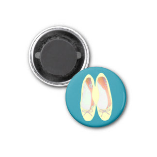 Yellow Shoes Magnet