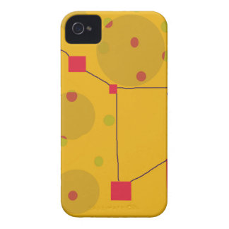 Yellow sky iPhone 4 cover