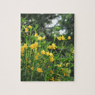 Yellow Wildflowers Puzzle