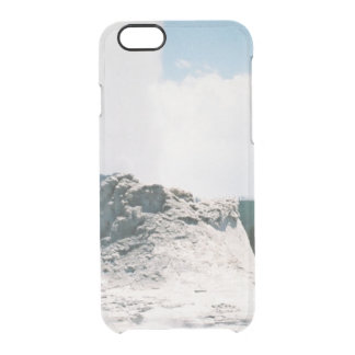 Yellowstone Castle Geyser Clear iPhone 6/6S Case