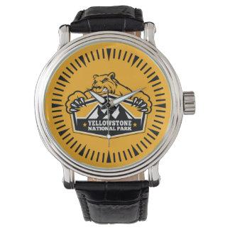 Yellowstone Gold Bear Watch