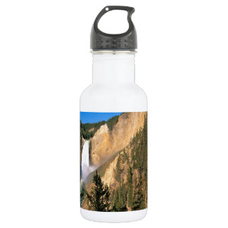 Yellowstone Lower Falls Wyoming 532 Ml Water Bottle