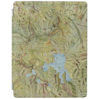 Yellowstone National Park 2 iPad Cover