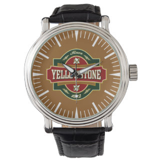 Yellowstone Old Label Watch