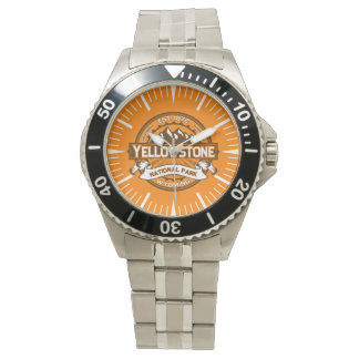 Yellowstone Pumpkin Watch