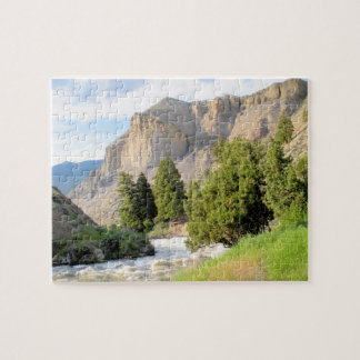 Yellowstone River Jigsaw Puzzle