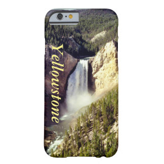 Yellowstone, Wyoming iPhone 6/6s cover w/text