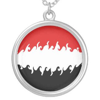 Yemen Gnarly Flag Jewelry