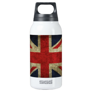 Yes we are British!! Insulated Water Bottle