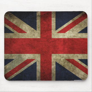 Yes we are British!! Mouse Pad