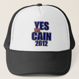 Yes we CAIN Trucker Hat