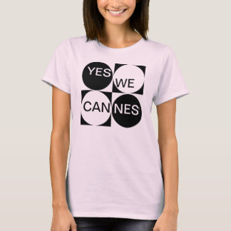 Yes We Cannes T-shirt