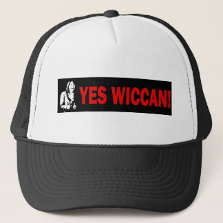 Yes Wiccan! Cap