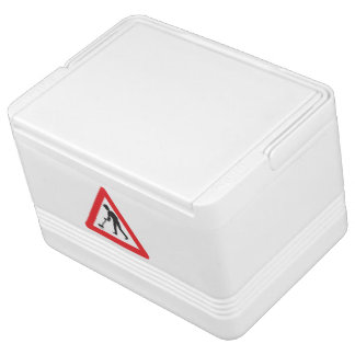 Yield to Detectorist 12 Can Cooler Chilly Bin