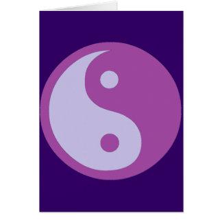 Yin & Yang of Chronic Pain Card