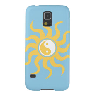 Yin yang sunshine galaxy s5 covers
