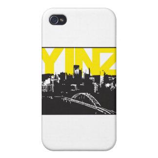 Yinz Pittsburgh iPhone 4 Case