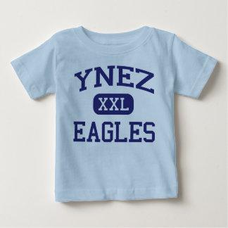 Ynez Eagles Middle Monterey Park California Baby T-Shirt