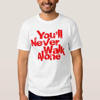 YNWA - You'll Never Walk Alone Tee Shirt